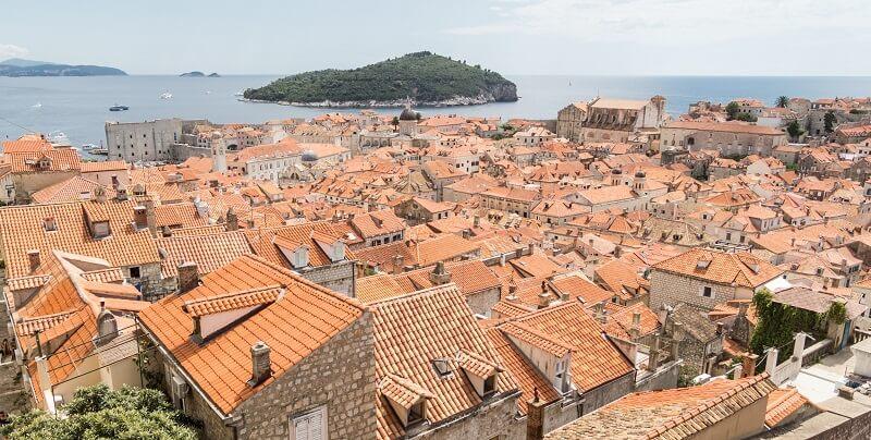 Paysage Dubrovnik