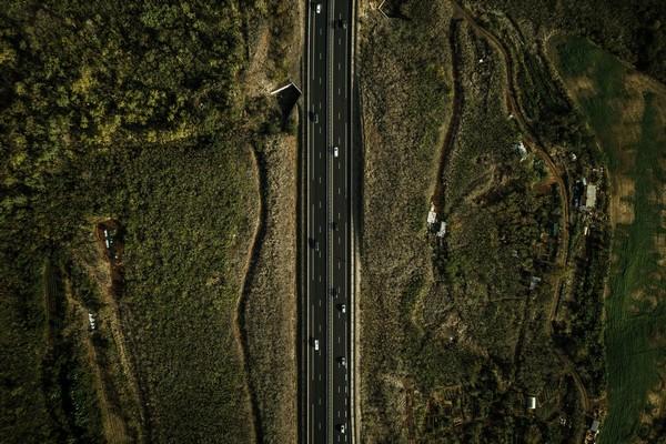 Routes à la Réunion