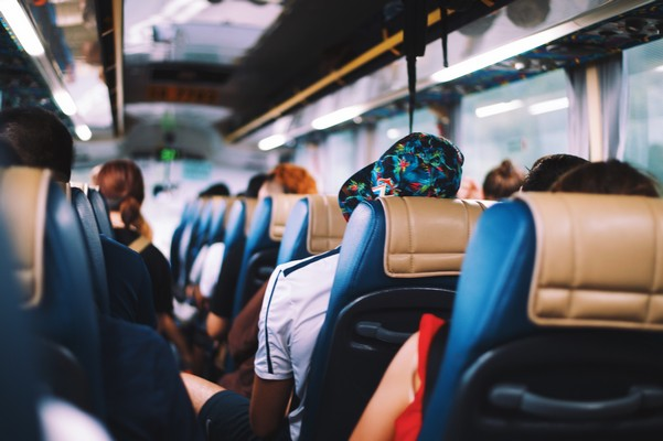 Sièges de bus
