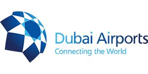 Logo Dubai Airports