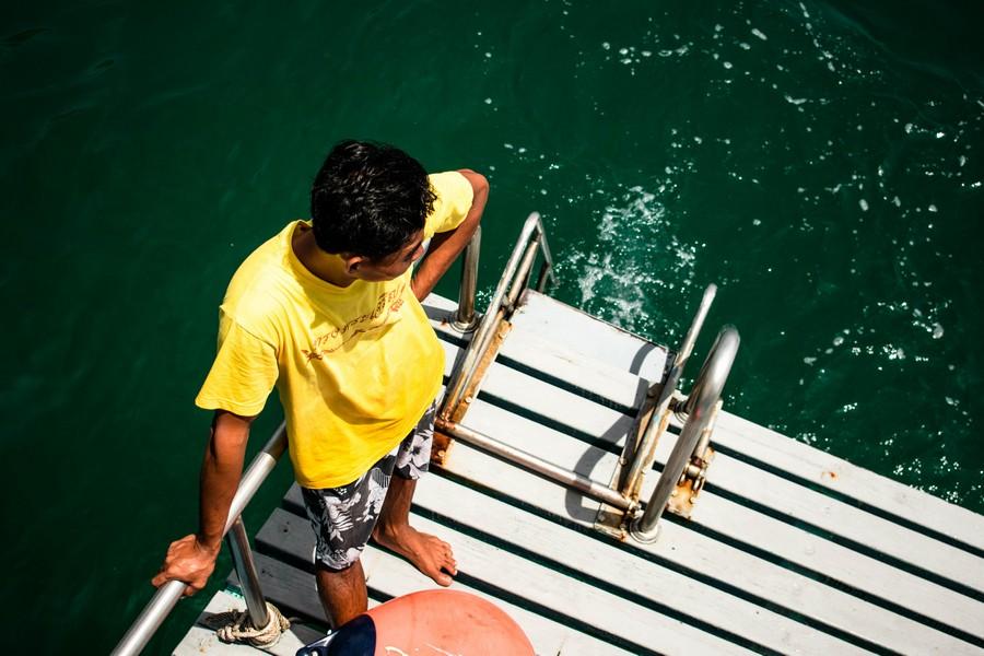 bateau staff