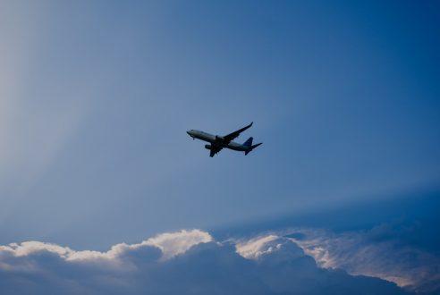 Au secours : je n'ai jamais pris l'avion !