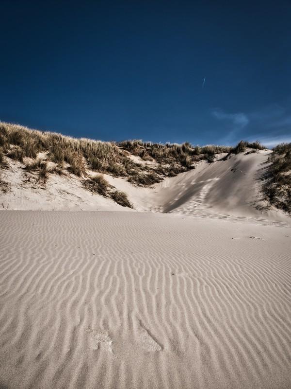 Plage de Berck avec son sable fin