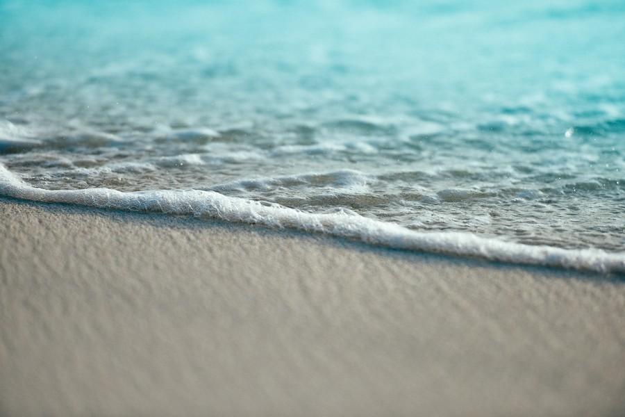 plage de sable fin de la Côte d'Opale